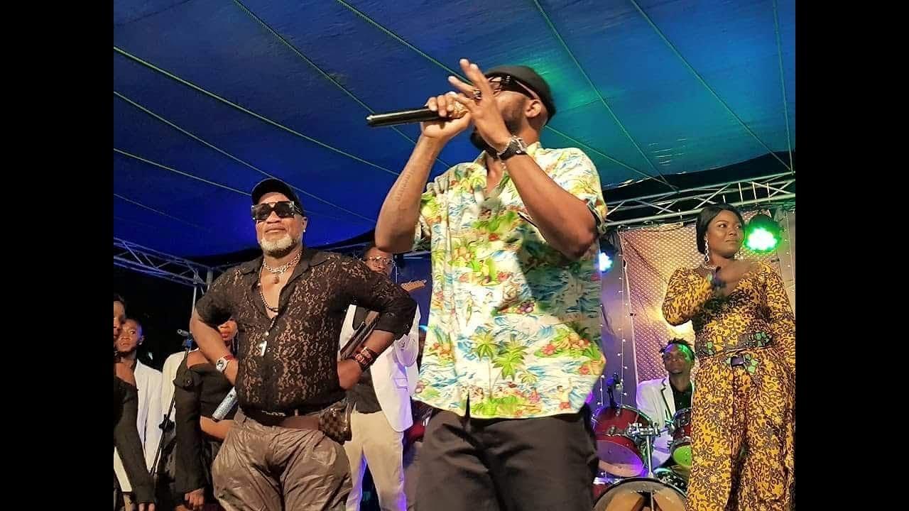 Fally Ipupa feat Koffi Olomide (Canne à sucre) nouvelle chanson de Fally Ipupa