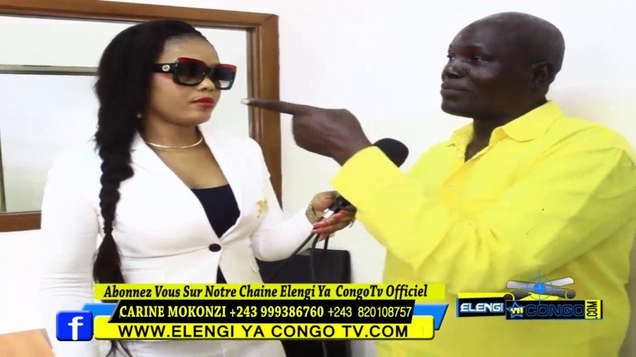 Enfin Carine Mokonzi asimbi micro comme journaliste banda suspension na ye na RTGA