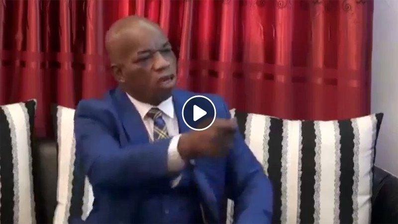 VIDEO. Gabriel Mokia face à Sans Rival