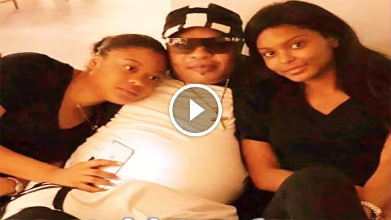 Télé Réalité de JB Mpiana avec sa fille Daida à kinshasa (01 mars 2019)